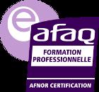 formation prévention conseil logo certification-logo-e-afaq-formation-professionnelle-png